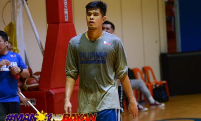 Tiebreaker Times Carl Cruz defends self after tune-up brawl with Don Trollano 2019 FIBA World Cup Qualifiers Basketball Gilas Pilipinas News  Carl Cruz 2019 FIBA World Cup Qualifiers Group B