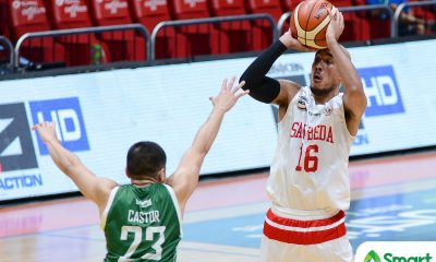 Tiebreaker Times Davon Potts on second round resurgence: 'I owe it to San Beda' Basketball NCAA News SBC  San Beda Seniors Baskeball NCAA Season 93 Seniors Basketball NCAA Season 93 Davon Potts Boyet Fernandez