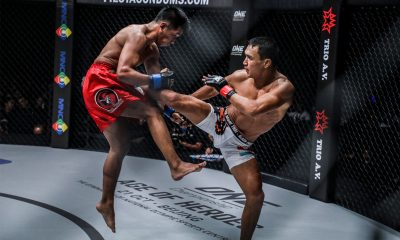 Tiebreaker Times Geje Eustaquio suffers SD loss to ex-ONE Champion; Roy Doliguez and Ramon Gonzales thrill Mixed Martial Arts News ONE Championship  Roy Doliguez Ramon Gonzales ONE Championship: Total Victory Geje Eustaquio