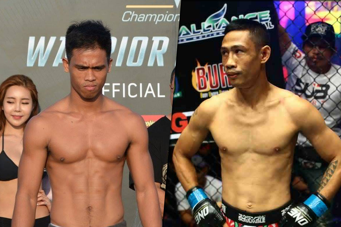 Philippine Sports News - Tiebreaker Times Roy Doliguez, Ramon Gonzales to compete in undercard of Total Victory Mixed Martial Arts News ONE Championship