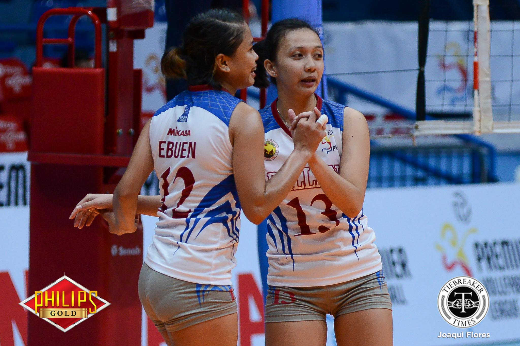 Philippine Sports News - Tiebreaker Times For Coach Obet: Lady Chiefs dump Lady Engineers for third win AU News PVL Volleyball  TIP Lady Engineers Rhea Ramirez Regine Arocga Michael Santos Jade Gentapa Faye Flores Boy Paril Arellano Women's Volleyball Andrea Marzan Alyssa Layug 2017 PVL Women's Collegiate Conference 2017 PVL Season