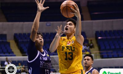 Tiebreaker Times Arvin Tolentino's career-high tows FEU past National U for first win streak Basketball FEU News NU UAAP  UAAP Season 80 Men's Basketball UAAP Season 80 Olsen Racela NU Men's Basketball Matthew Aquino JJay Alejandro Jasper Parker Jamike Jarin FEU Men's Basketball Barkley Ebona Axel Inigo Arvin Tolentino