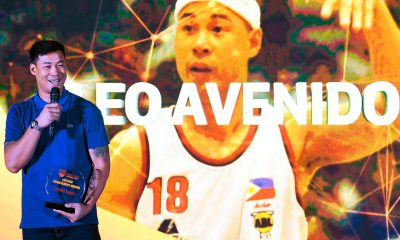 Tiebreaker Times Leo Avenido honored after becoming first-ever ABL Lifetime Achievement awardee ABL Basketball News  San Miguel Beermen Leo Avenido 2017-18 ABL Season