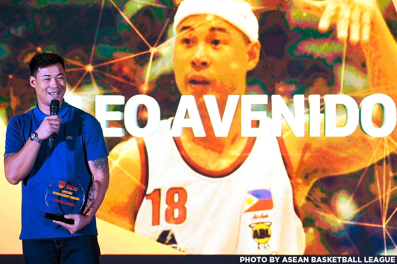 Philippine Sports News - Tiebreaker Times Leo Avenido's ABL record surpassed ABL Basketball News  Leo Avenido Kung Fu Nanhai Basketball Club Justin Howard 2017-18 ABL Season