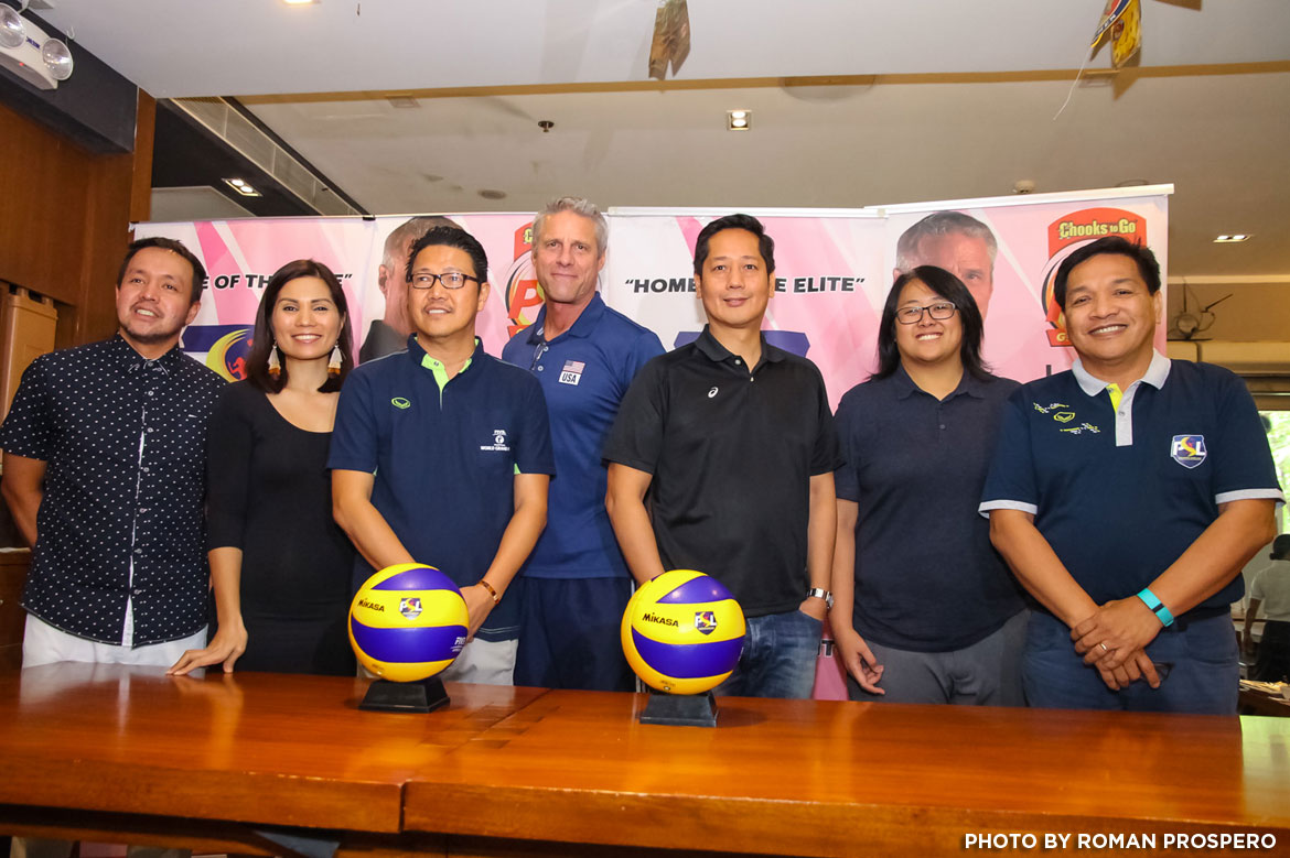 Philippine Sports News - Tiebreaker Times Karch Kiraly looking to build strong collaboration with PSL News PSL Volleyball  Karch Kiraly Chooks-to-Go 2017 PSL Season 2017 PSL Grand Prix