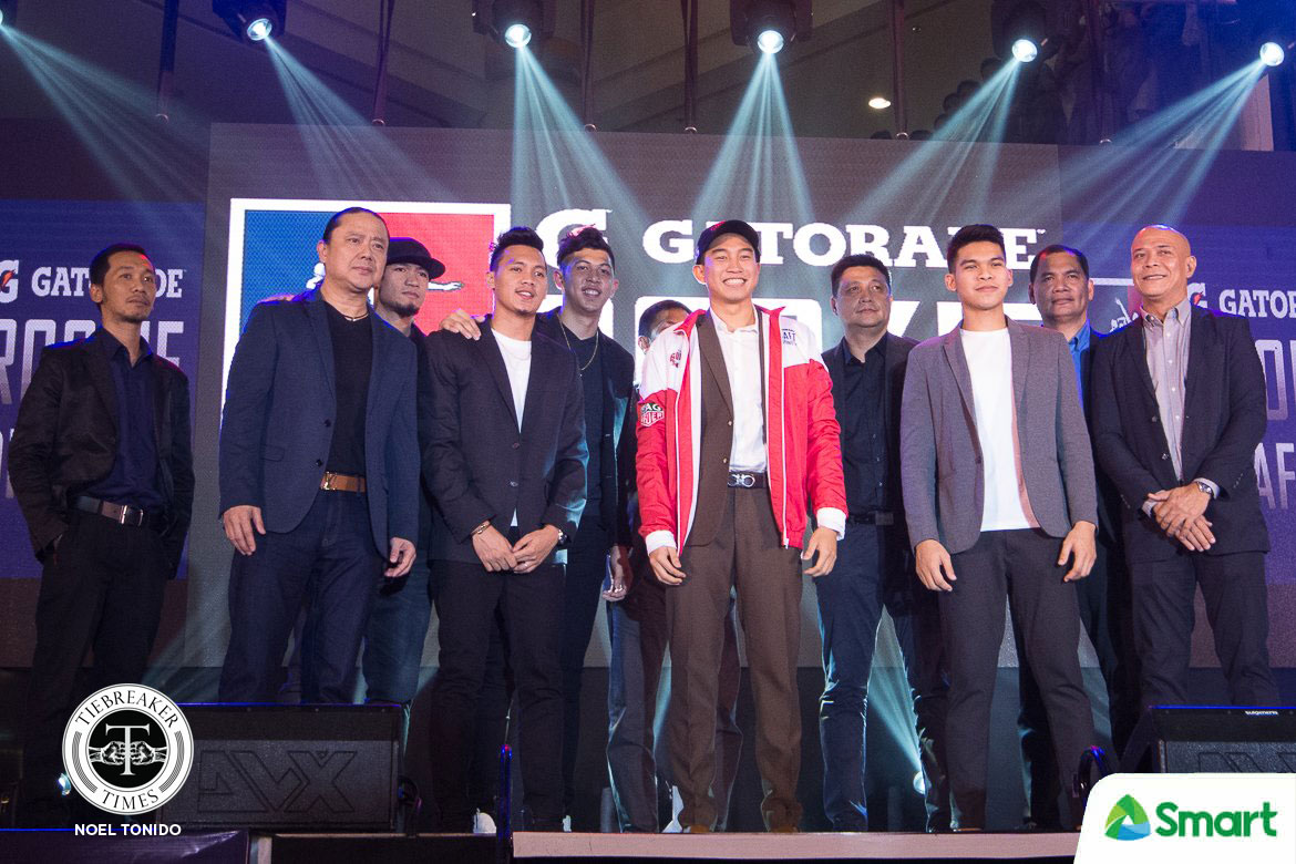 Philippine Sports News - Tiebreaker Times Jett Manuel honored to join Ginebra, excited to learn from Tim Cone, LA Tenorio Basketball News PBA  PBA Season 43 Jett Manuel Barangay Ginebra San Miguel 2017 PBA Draft