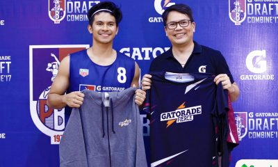 Tiebreaker Times Bong Ravena surprised with Kiefer's performance test results Basketball News PBA  PBA Season 43 Kiefer Ravena Bong Ravena 2017 PBA Draft