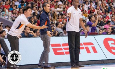 Tiebreaker Times Norman Black left frustrated: 'I don't want to give the commissioner any money' Basketball News PBA  PBA Season 42 Norman Black Meralco Bolts Luigi Trillo 2017 PBA Governors Cup