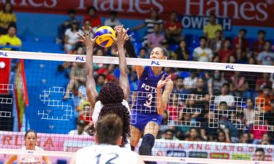 Tiebreaker Times Foton opens three-peat bid with Cignal disruption News PSL Volleyball  Sara Klisura Rachel Daquis Moro Branislav Katarina Vukomanovic Jaja Santiago Ivy Perez George Pascua Foton Tornadoes Cignal HD Spikers Chooks-to-Go Beth Carey 2017 PSL Season 2017 PSL Grand Prix