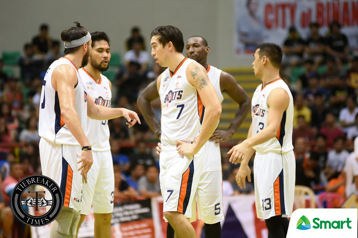 Philippine Sports News - Tiebreaker Times Come-from-behind victories starting to take its toll on Meralco, says Jared Dillinger Basketball News PBA  PBA Season 42 Meralco Bolts Jared Dillinger 2017 PBA Governors Cup