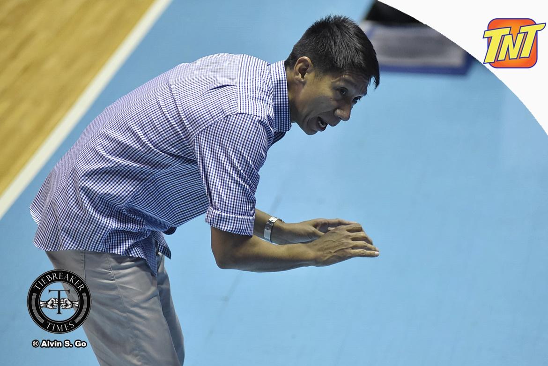 Philippine Sports News - Tiebreaker Times First loss part of TNT's learning process, says Nash Racela Basketball News PBA  TNT Katropa PBA Season 43 Nash Racela 2018 PBA Commissioners Cup