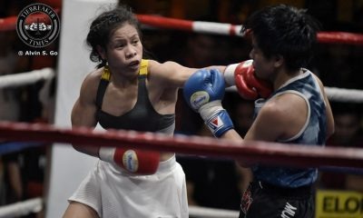 Tiebreaker Times Gretchen Abaniel loses in IBF title bid; Gretel De Paz out of tournament Boxing News  Gretel de Paz Gretchen Abaniel