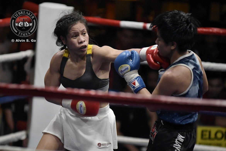 Gretchen Abaniel loses in IBF title bid; Gretel De Paz out of ...