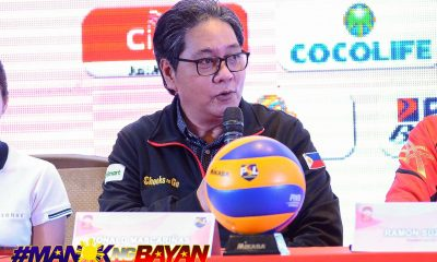 Tiebreaker Times Chooks-to-Go looks to help unify Philippine Volleyball News PSL Volleyball  Ronald Mascarinas Chooks-to-Go 2017 PSL Season 2017 PSL Grand Prix