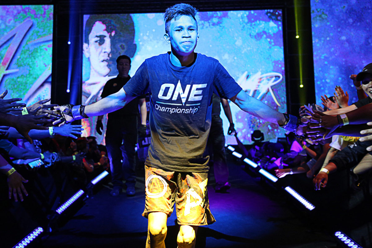 Philippine Sports News - Tiebreaker Times ​​Jeremy Miado gears up for return to ONE Championship Mixed Martial Arts News ONE Championship  ONE: Hero's Dream Jeremy Miado