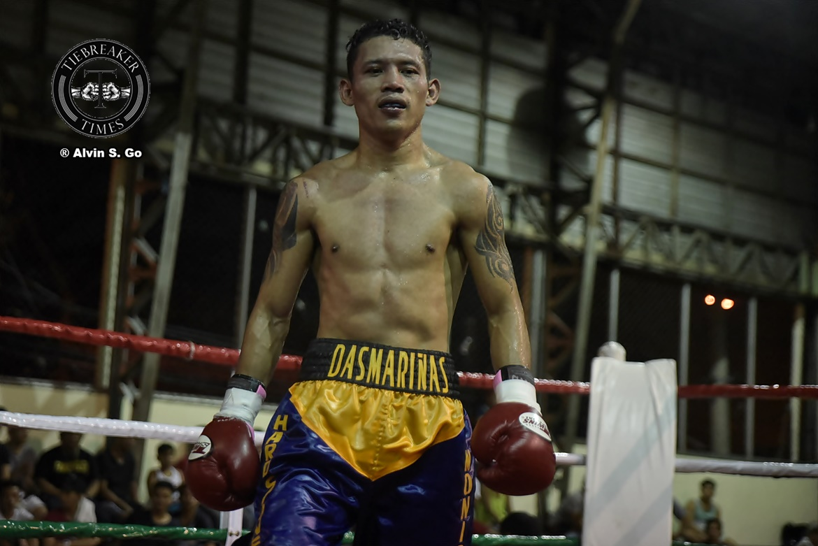 Philippine Sports News - Tiebreaker Times Michael Dasmariñas KOs Thai foe, impresses in Singapore Boxing News  Ringside Promotions Michael Dasmarinas