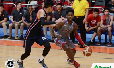 Tiebreaker Times With Chooks-SMART POTW CJ Perez on the lead, Lyceum inches closer to history Basketball LPU NCAA News  NCAA Season 93 Seniors Basketball NCAA Season 93 NCAA Player of the Week Lyceum Seniors Basketball Lervin Flores CJ Perez