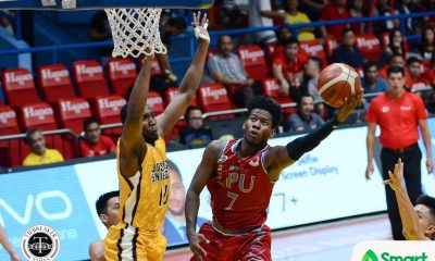 Tiebreaker Times Lyceum runs roughshod on JRU for 17th straight win Basketball JRU LPU NCAA News  Vergel Meneses Topex Robinson Teytey Teodoro NCAA Season 93 Seniors Basketball NCAA Season 93 MJ Dela Virgen Lyceum Seniors Basketball Lloyd Castor JRU Seniors Basketball CJ Perez