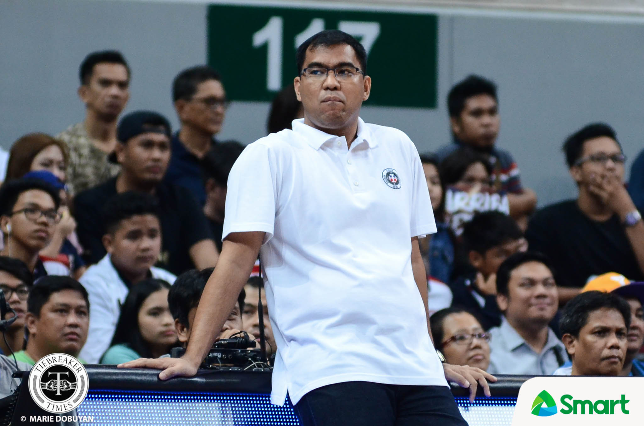 Philippine Sports News - Tiebreaker Times Championship or bust for Jeff Napa as Letran opens its walls for Season 94 Basketball CSJL NCAA News  NCAA Season 93 Seniors Basketball NCAA Season 93 Letran Seniors Basketball Jeff Napa
