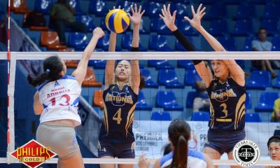 Tiebreaker Times Jasmine Nabor looks forward to reunion with Jaja Santiago in Chery Tiggo News PSL Volleyball  Jasmine Nabor Chery Tiggo Crossovers 2020 PSL Season