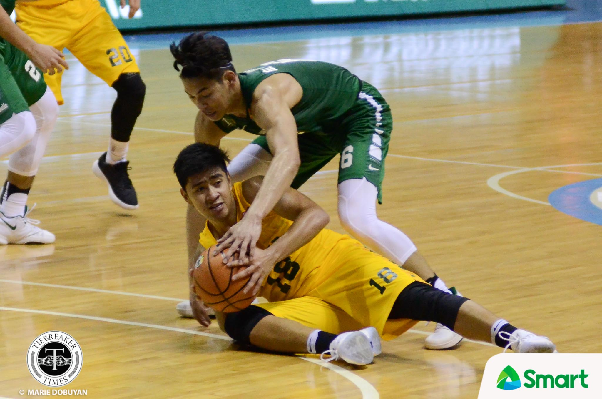 Philippine Sports News - Tiebreaker Times Hubert Cani cites fatigue for late-game turnovers against La Salle Basketball FEU News UAAP  UAAP Season 80 Men's Basketball UAAP Season 80 Hubert Cani FEU Men's Basketball
