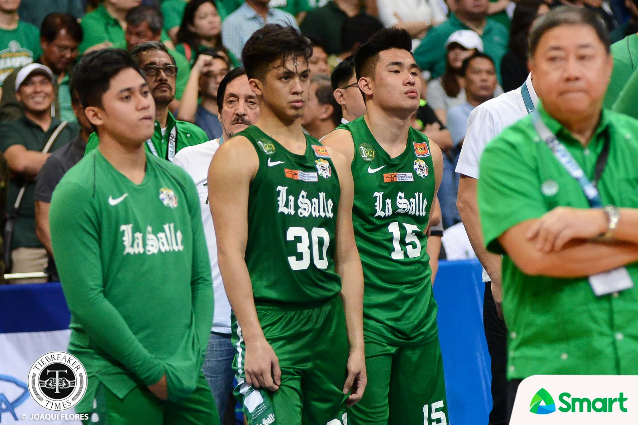 Tiebreaker Times Andrei Caracut made sure to silence La Salle doubters Basketball DLSU News UAAP  UAAP Season 82 Men's Basketball UAAP Season 82 DLSU Men's Basketball Andrei Caracut