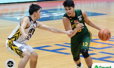 Tiebreaker Times Arvin Tolentino regrets committing 'stupid thing' against Adamson Basketball FEU News UAAP  UAAP Season 80 Men's Basketball UAAP Season 80 Olsen Racela FEU Men's Basketball Arvin Tolentino
