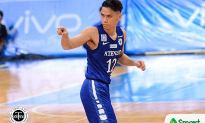 Tiebreaker Times Ateneo Pilipinas' late push falls short against 8-man 3D Global Sports ADMU Basketball News  Thirdy Ravena Matt Nieto Ateneo Men's Basketball 3D Global Sports 2018 Jones Cup