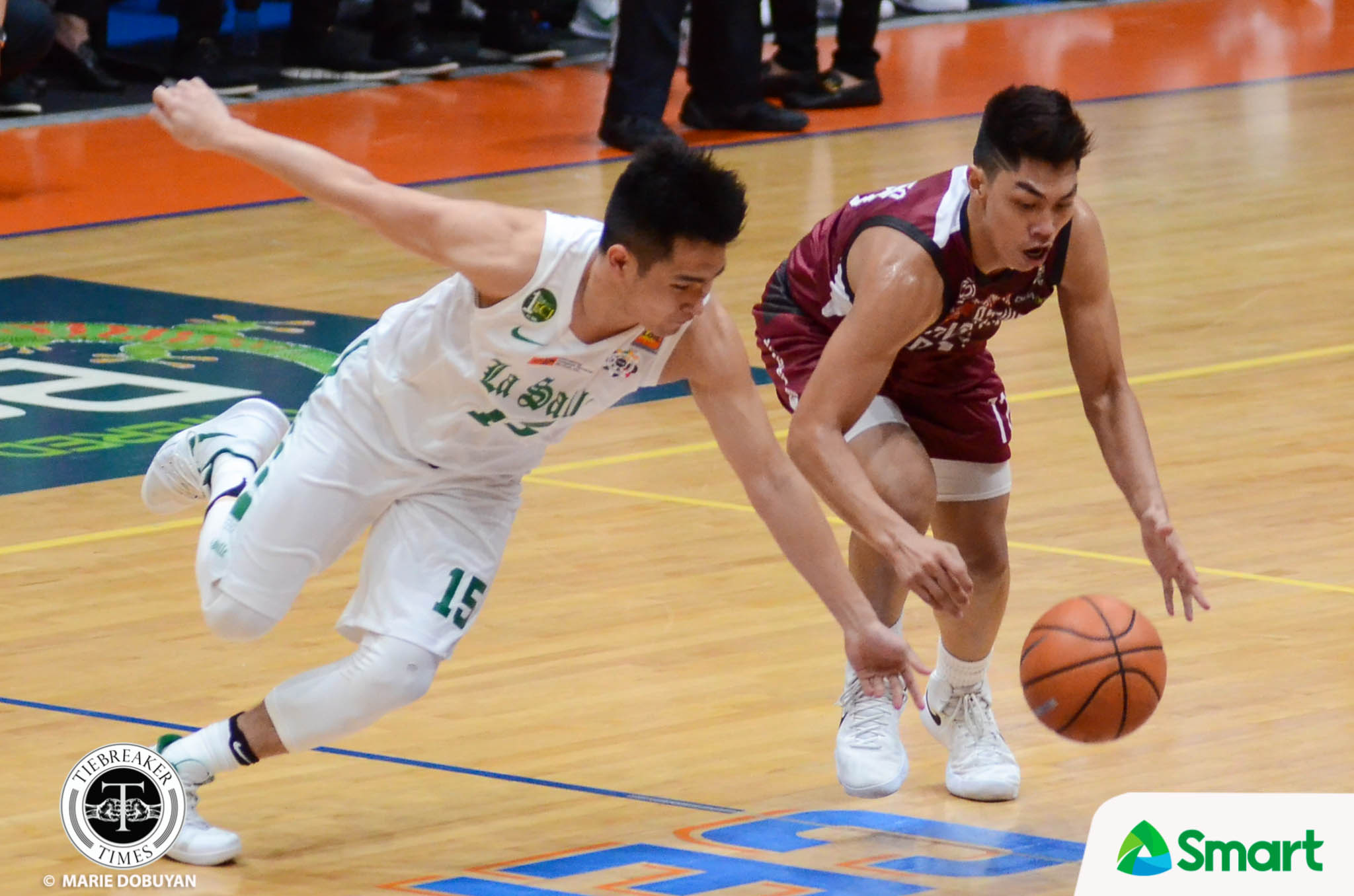 Tiebreaker Times Kib Montalbo turns sentimental after facing Aldin Ayo Basketball DLSU News UAAP  UAAP Season 81 Men's Basketball UAAP Season 81 Kib Montalbo DLSU Men's Basketball