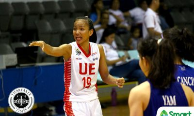 Tiebreaker Times Love Sto. Domingo-led UE condemns Ateneo to 6th straight loss ADMU Basketball News UAAP UST  UE Women's Basketball UAAP Season 80 Women's Basketball UAAP Season 80 Tina Deacon Ruthlaine Tacula Love Sto. Domingo John Flores Christine Cortizano Ateneo Women's Basketball Alyssa Villamor Aileen Lebornio