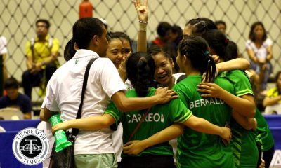 Tiebreaker Times La Salle completes comeback for fourth straight title DLSU News Table Tennis UAAP UST  UST Women's Table Tennis UAAP Season 80 Women's Table Tennis UAAP Season 80 Rachel Parba Mardeline Carreon Kimberly Lumenda Kate Encarnacion Kat Tempiatura Jamaica Sy Ina Co Emy Rose Dael DLSU Women's Table Tennis Chantal Alberto