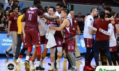 Tiebreaker Times UP to train in Serbia, Croatia Basketball News UAAP UP  Will Gozum UP Men's Basketball UAAP Season 81 Men's Basketball UAAP Season 81 Pio Longa Paul Desiderio Jun Manzo Juan Gomez De Liano JJ Espanola Jerson Prado JD Tungcab Jarrell Lim Jan Jaboneta Gelo Vito Evyn Santiago Diego Dario David Murrell Bright Akhuetie Bo Perasol