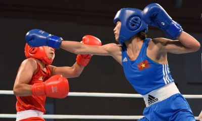 Tiebreaker Times Aira Villegas bows out of Asian Women's Boxing Championships Boxing News  Roel Velasco 2017 Asian Women's Boxing Championships