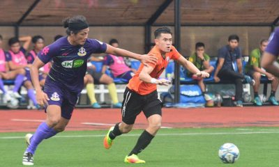 Tiebreaker Times Meralco seals second seed, eliminates JP Voltes from contention Football News PFL  JP Voltes-Marikina FC FC Meralco Manila Dan pADER Aris Caslib Ali Mahmoud 2017 PFL Season