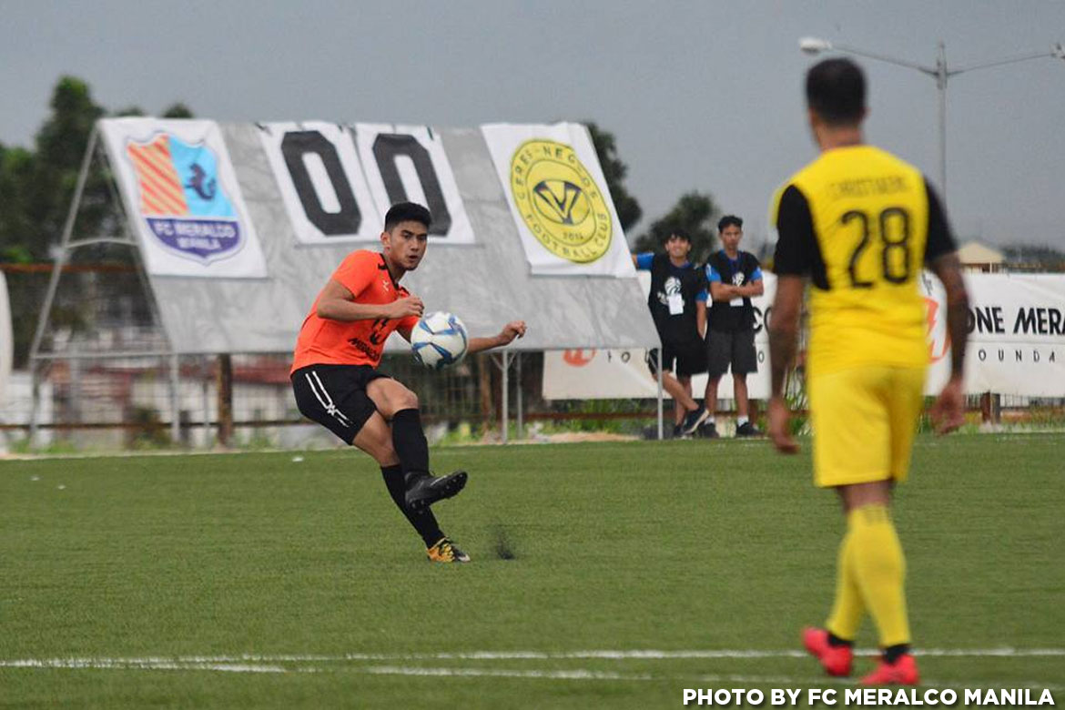 Philippine Sports News - Tiebreaker Times PFL Roundup: Ceres-Negros moves closer to first seed with Meralco Manila stalemate Football News PFL  Takashi Odawara Roland Muller Risto Vidakovic Marlon Maro JP Voltes-Marikina FC FC Meralco Manila Davao Aguilas Dan Padernal Ceres-Negros FC Brad McDonald Aris Caslib 2017 PFL Season