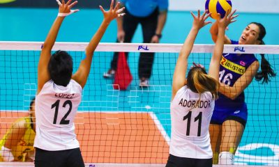 Tiebreaker Times F2 Logistics streaks to four at ailing Generika-Ayala's expense News PSL Volleyball  Ramil De Jesus Maria Jose Perez Kim Fajardo Kennedy Bryan Katarina Pilepic Generika Lifesavers Francis Vicente F2 Logistics Cargo Movers Dawn Macandili Darlene Ramdin Chooks-to-Go 2017 PSL Season 2017 PSL Grand Prix