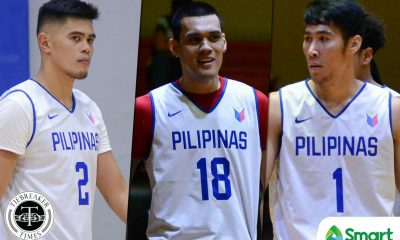 Tiebreaker Times Tough SMART Gilas cuts still part of pool versus Chinese-Taipei 2019 FIBA World Cup Qualifiers Basketball Gilas Pilipinas News  Raymond Almazan Mac Belo Chot Reyes Carl Cruz 2019 FIBA World Cup Qualifiers Group B
