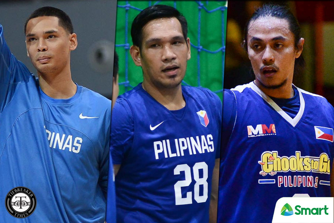 Tiebreaker Times SMC-led bloc vows to make players available for SMART Gilas 2019 FIBA World Cup Qualifiers Basketball Gilas Pilipinas News PBA  Star Hotshots San Miguel Beermen Kia Picanto Globalport Batang Pier Barangay Ginebra San Miguel