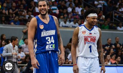 Tiebreaker Times Christian Standhardinger wishes SMART Gilas brothers best of luck in WCQ 2019 FIBA World Cup Qualifiers Basketball Gilas Pilipinas News  Hong Kong Eastern Long Lions Christian Standhardinger 2019 FIBA World Cup Qualifiers Group B 2017-18 ABL Season