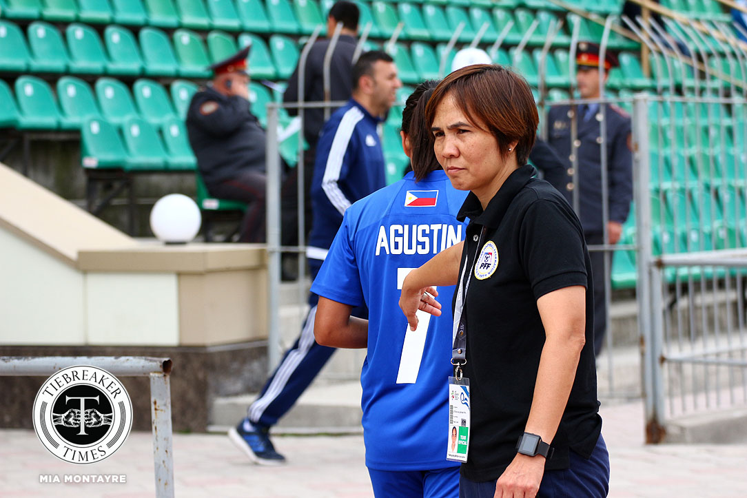 Philippine Sports News - Tiebreaker Times Buda Bautista becomes first Philippine candidate for top Asian coaching accolade Football News Philippine Malditas  Buda Bautista