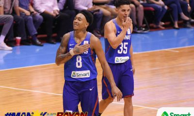 Tiebreaker Times Gilas looks to impress against Chinese-Taipei on the road 2019 FIBA World Cup Qualifiers Basketball Gilas Pilipinas News  Gilas Elite Chinese-Taipei (Basketball) 2019 FIBA World Cup Qualifiers Group B 2019 FIBA World Cup Qualifiers