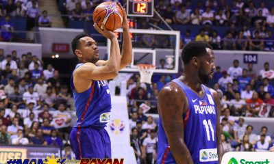 Tiebreaker Times SMART Gilas shrugs off slow start, fends off Chinese-Taipei for 2-0 record 2019 FIBA World Cup Qualifiers Basketball Gilas Pilipinas News  Roger Pogoy Quincy Davis III Po Chen Chou Matthew Wright June Mar Fajardo Jhen Huang Jayson Castro Chou Chun-san Chot Reyes Chinese-Taipei (Basketball) 2019 FIBA World Cup Qualifiers Group B