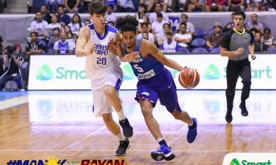 Tiebreaker Times Chooks-to-Go honors 10-year SMART Gilas veteran Gabe Norwood 2019 FIBA World Cup Qualifiers Basketball Gilas Pilipinas News  Ronald Mascarinas Gabe Norwood Chooks-to-Go 2019 FIBA World Cup Qualifiers Group B