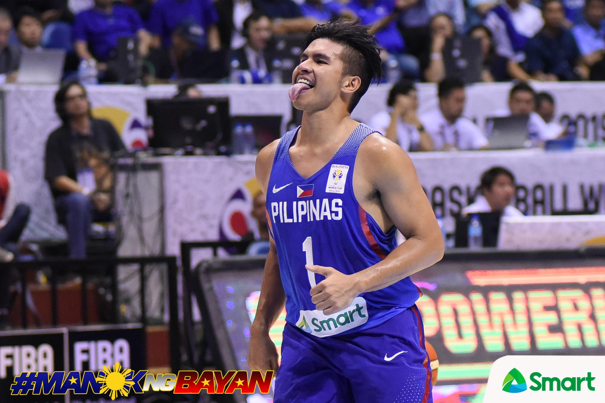 Philippine Sports News - Tiebreaker Times Kiefer Ravena gets surprise text from Terrence Romeo after Japan game: 'Stay composed' 2019 FIBA World Cup Qualifiers Basketball Gilas Pilipinas News  Terrence Romeo Kiefer Ravena Jayson Castro 2019 FIBA World Cup Qualifiers Group B
