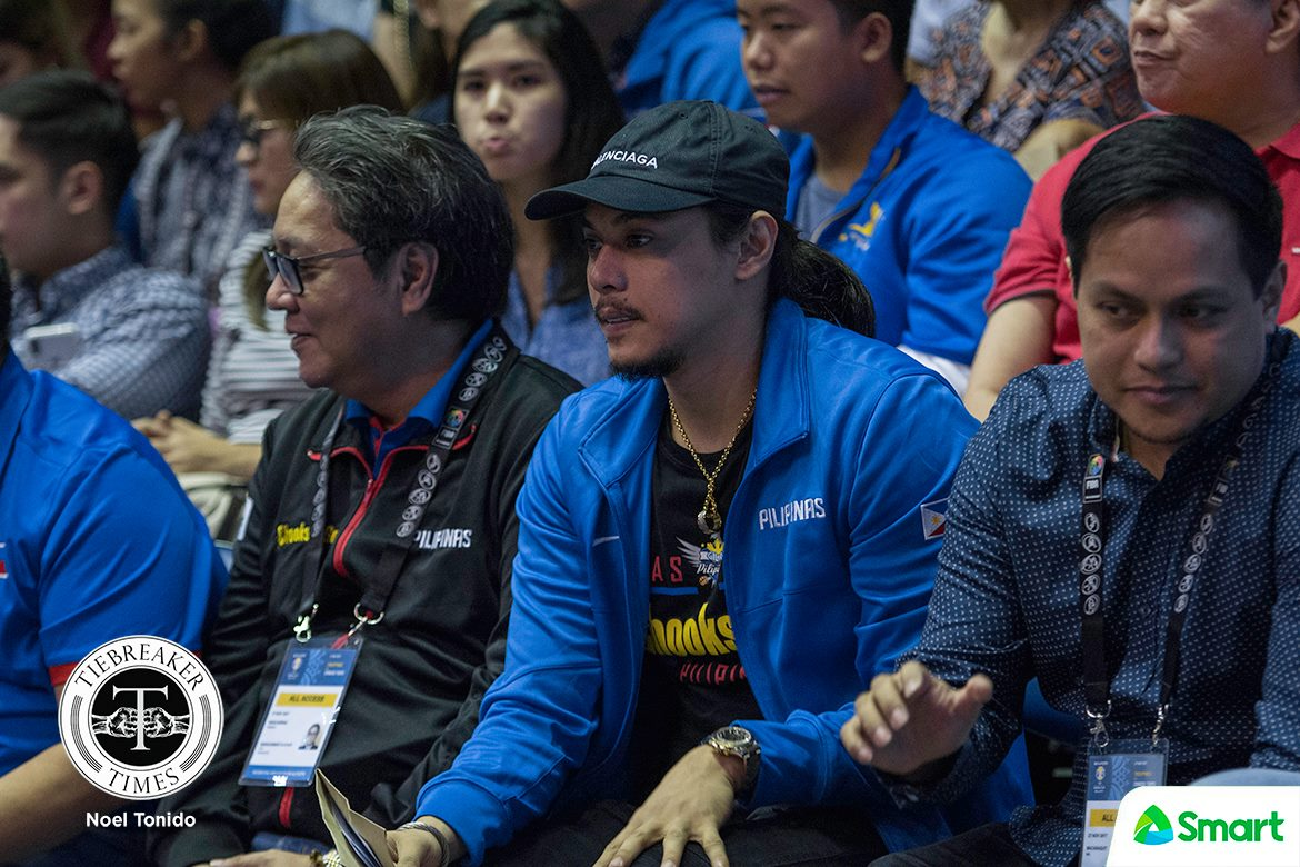 Tiebreaker Times Seeing Jayson Castro's heroics brought back memories to 'fan' Terrence Romeo 2019 FIBA World Cup Qualifiers Basketball Gilas Pilipinas News  Terrence Romeo Jayson Castro 2019 FIBA World Cup Qualifiers Group B