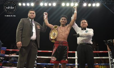 Tiebreaker Times Mark Magsayo out to prove worth in hopes of world title opportunity Boxing News  Mark Magsayo ALA Promotions