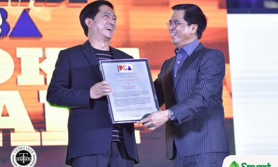 Tiebreaker Times Chito Narvasa stays as Commissioner: 'In terms of principle, I must stay' Basketball News PBA  PBA Season 43 Chito Narvasa