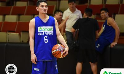 Tiebreaker Times 60 seconds with SMART Gilas Pilipinas' Kevin Alas 2019 FIBA World Cup Qualifiers Gilas Pilipinas News  Kevin Alas 2019 FIBA World Cup Qualifiers Group B