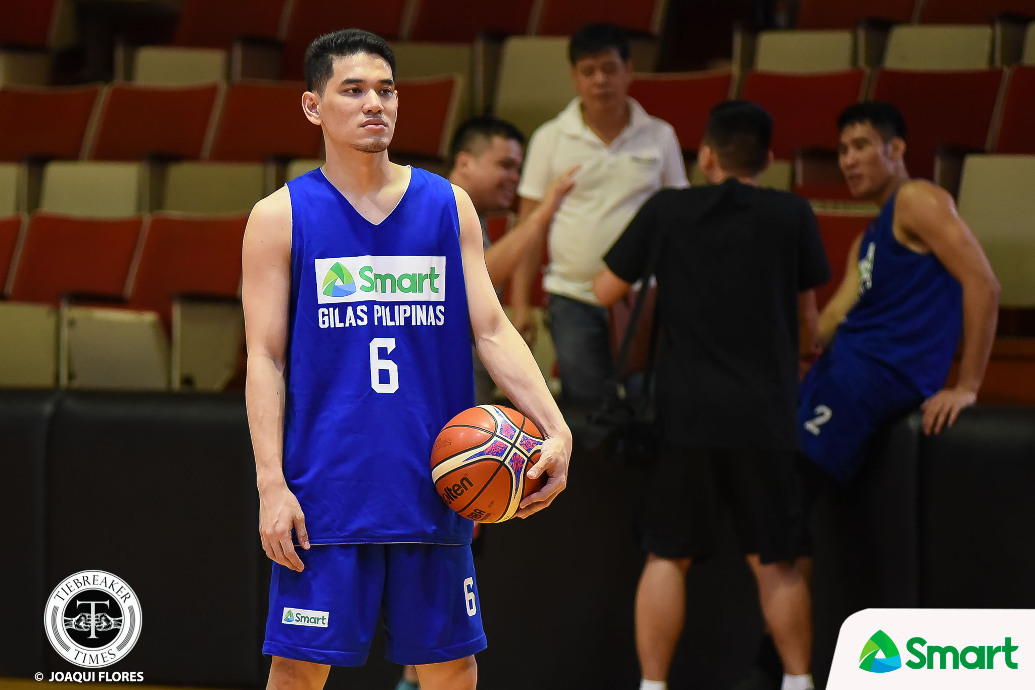Philippine Sports News - Tiebreaker Times VIDEO: Kevin Alas on practicing like never before for Australia clash 2019 FIBA World Cup Qualifiers Basketball News  Kevin Alas 2019 FIBA World Cup Qualifiers Group B 2019 FIBA World Cup Qualifiers