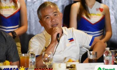 Tiebreaker Times Chot Reyes gives update on Andray Blatche, final line-up 2019 FIBA World Cup Qualifiers Basketball Gilas Pilipinas News  Chot Reyes Andray Blatche 2019 FIBA World Cup Qualifiers Group B